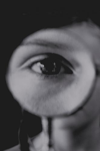 Anonymous Exploring Eye